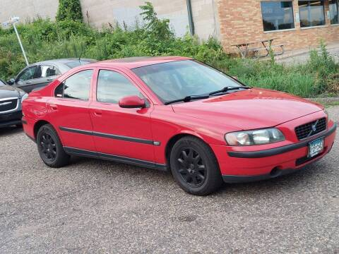 2001 Volvo S60 for sale at Family Auto Sales in Maplewood MN