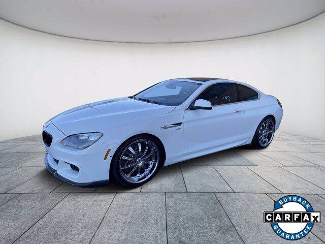 2012 BMW 6 Series for sale at Carma Auto Group in Duluth GA
