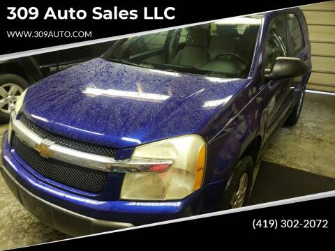 2006 Chevrolet Equinox for sale at 309 Auto Sales LLC in Harrod OH
