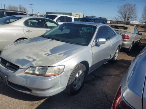 2000 Honda Accord for sale at PYRAMID MOTORS - Fountain Lot in Fountain CO