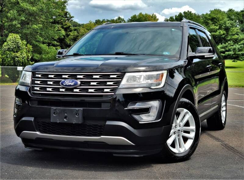 2017 Ford Explorer for sale at Speedy Automotive in Philadelphia PA