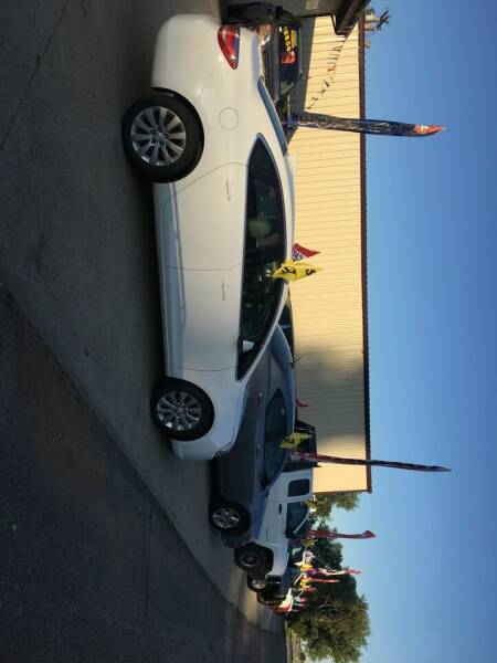 2016 Buick Verano for sale at Lakeside Auto & Sports in Garrison ND