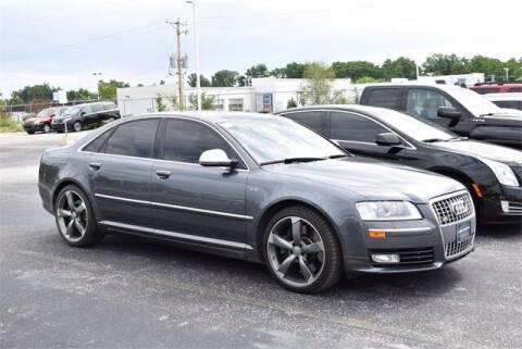 2009 Audi S8 for sale at BOB ROHRMAN FORT WAYNE TOYOTA in Fort Wayne IN