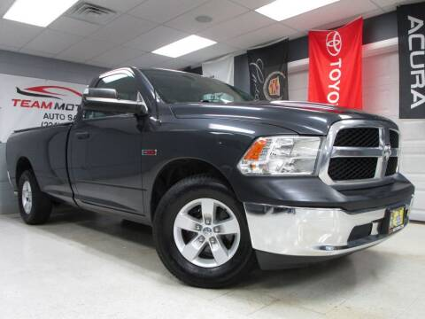 2014 RAM Ram Pickup 1500 for sale at TEAM MOTORS LLC in East Dundee IL