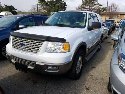 2003 Ford Expedition for sale at Glory Auto Sales LTD in Reynoldsburg OH