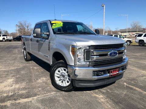 2019 Ford F-350 Super Duty for sale at A & S Auto and Truck Sales in Platte City MO