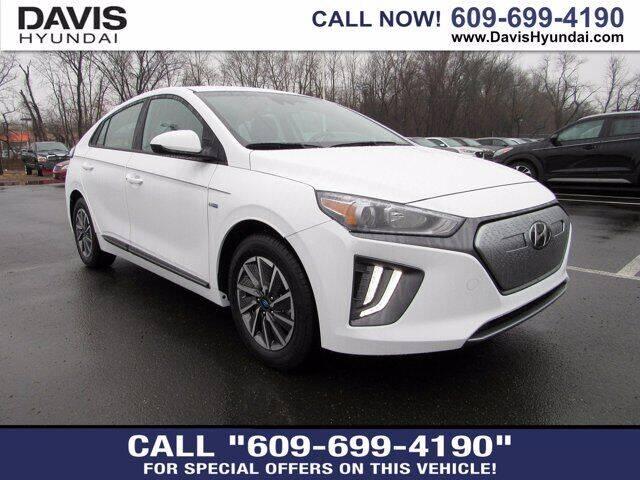 2020 Hyundai Ioniq Electric for sale at Davis Hyundai in Ewing NJ