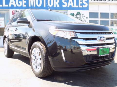 2013 Ford Edge for sale at Village Motor Sales in Buffalo NY