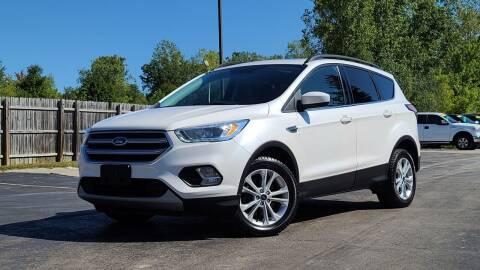 2017 Ford Escape for sale at Sedo Automotive in Davison MI