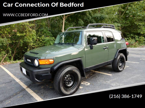 2011 Toyota FJ Cruiser for sale at Car Connection of Bedford in Bedford OH
