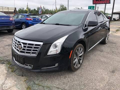 2014 Cadillac XTS for sale at Ital Auto in Oklahoma City OK