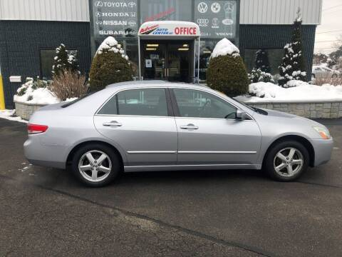 2004 Honda Accord for sale at Advance Auto Center in Rockland MA