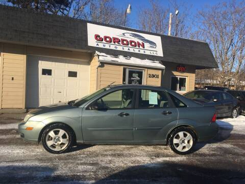 2005 Ford Focus for sale at Gordon Auto Sales LLC in Sioux City IA