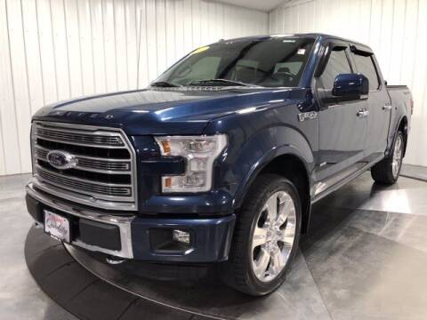 2016 Ford F-150 for sale at HILAND TOYOTA in Moline IL