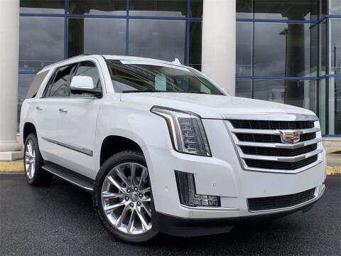 2018 Cadillac Escalade for sale at Capital Cadillac of Atlanta in Smyrna GA