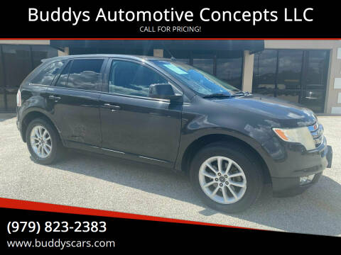 2007 Ford Edge for sale at Buddys Automotive Concepts LLC in Bryan TX