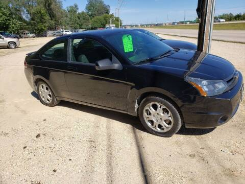 2009 Ford Focus for sale at Northwoods Auto & Truck Sales in Machesney Park IL