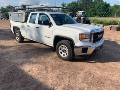 2014 GMC Sierra 1500 for sale at Yachs Auto Sales and Service in Ringle WI