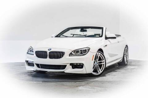 2015 BMW 6 Series for sale at CarXoom in Marietta GA
