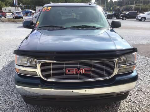 2005 GMC Yukon for sale at K & E Auto Sales in Ardmore AL