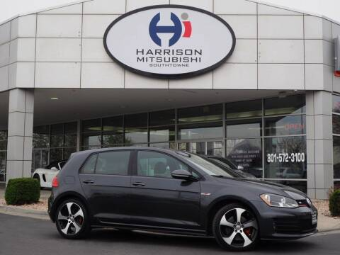 2015 Volkswagen Golf GTI for sale at Harrison Imports in Sandy UT
