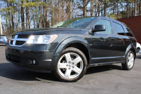 2010 Dodge Journey for sale at Atlanta Unique Auto Sales in Norcross GA