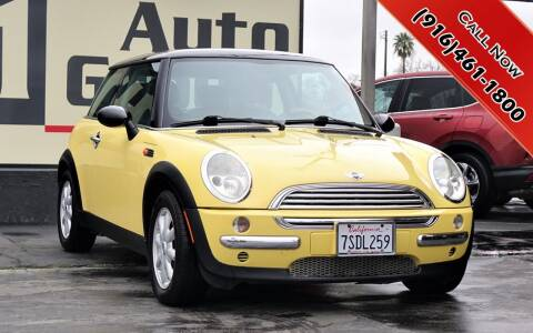 2002 MINI Cooper for sale at H1 Auto Group in Sacramento CA