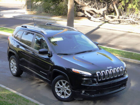 2015 Jeep Cherokee for sale at AZGT LLC in Phoenix AZ
