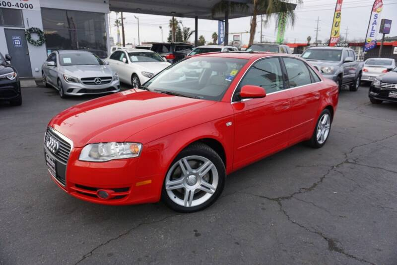 2007 Audi A4 for sale at Industry Motors in Sacramento CA