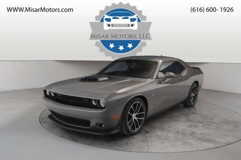 2017 Dodge Challenger for sale at Misar Motors in Ada MI