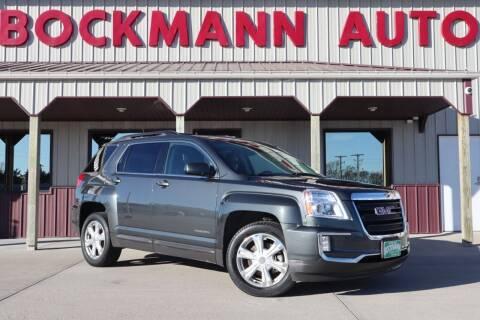 2017 GMC Terrain for sale at Bockmann Auto Sales in St. Paul NE