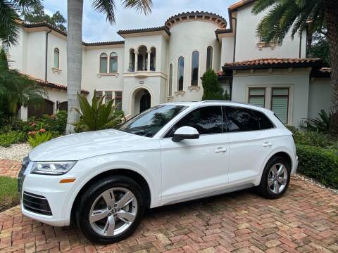 2018 Audi Q5 for sale at Mirabella Motors in Tampa FL