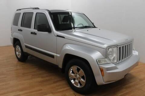 2008 Jeep Liberty for sale at Paris Motors Inc in Grand Rapids MI