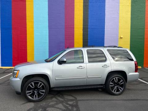 2014 Chevrolet Tahoe for sale at JOSE MESA AUTO WHOLESALE , LLC in Portland OR