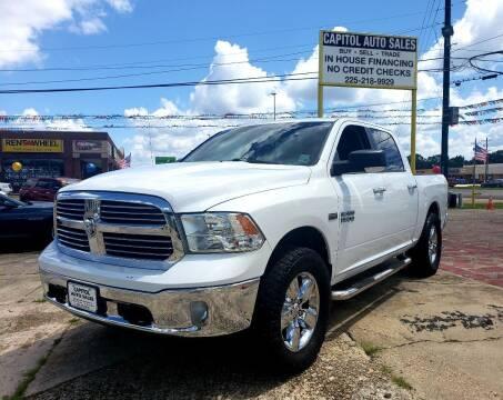 2013 RAM Ram Pickup 1500 for sale at CAPITOL AUTO SALES LLC in Baton Rouge LA