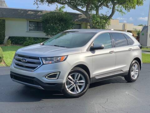 2015 Ford Edge for sale at Citywide Auto Group LLC in Pompano Beach FL