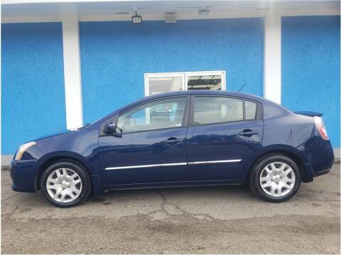 2012 Nissan Sentra for sale at Khodas Cars in Gilroy CA