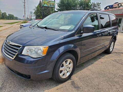 2008 Chrysler Town and Country for sale at Extreme Auto Sales LLC. in Wautoma WI