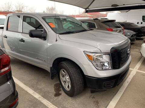 2018 Nissan Titan for sale at Excellence Auto Direct in Euless TX