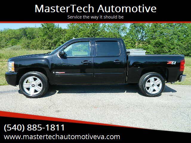 2007 Chevrolet Silverado 1500 for sale at MasterTech Automotive in Staunton VA