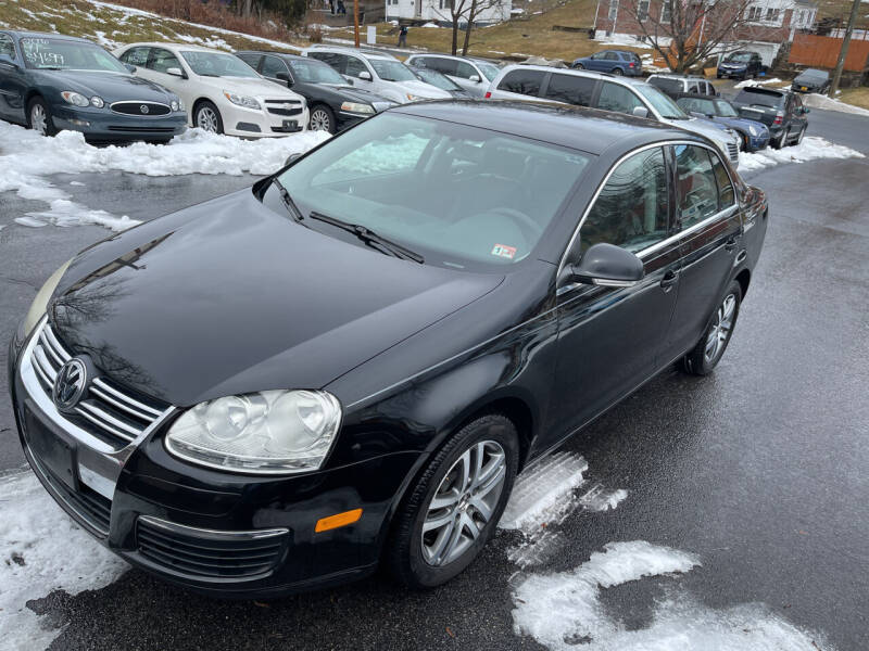 2006 Volkswagen Jetta for sale at KP'S Cars in Staunton VA