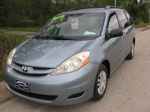 2008 Toyota Sienna for sale at Durham Hill Auto in Muskego WI