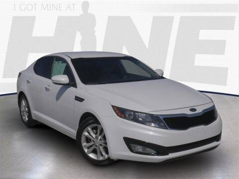 2012 Kia Optima for sale at John Hine Temecula in Temecula CA