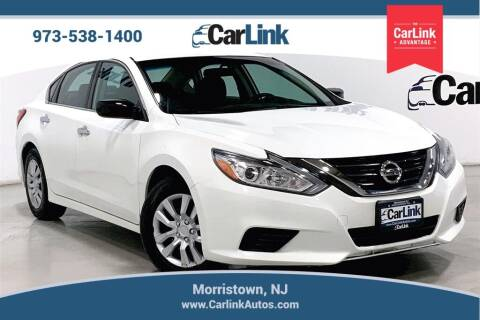 2017 Nissan Altima for sale at CarLink in Morristown NJ