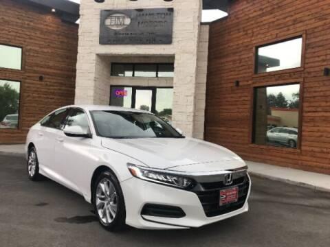 2019 Honda Accord for sale at Hamilton Motors in Lehi UT