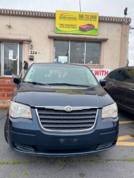 2008 Dodge Grand Caravan for sale at Budget Auto Deal and More Services Inc in Worcester MA