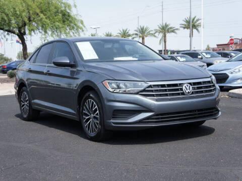 2021 Volkswagen Jetta for sale at CarFinancer.com in Peoria AZ