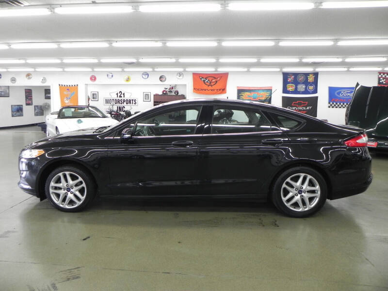 2013 Ford Fusion for sale at Car Now in Mount Zion IL