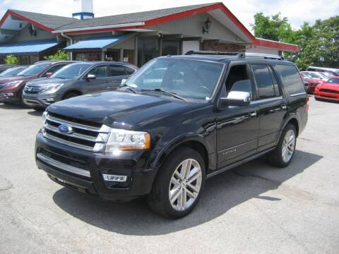 2016 Ford Expedition for sale at Import Auto Connection in Nashville TN