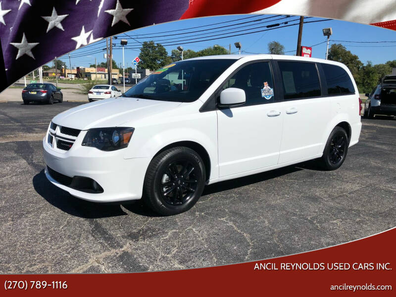 2019 Dodge Grand Caravan for sale at Ancil Reynolds Used Cars Inc. in Campbellsville KY